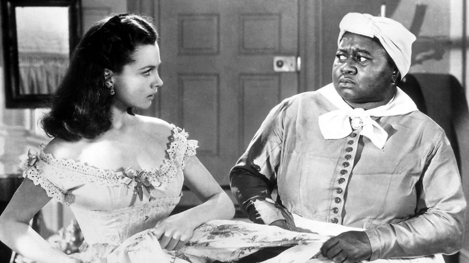 Hattie Mc Daniel dans Gone with the Wind